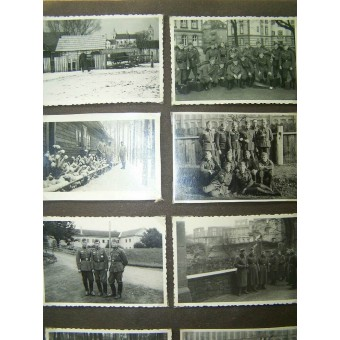 257 pictures of German infantry NCO. Poland and Ukraine. Espenlaub militaria