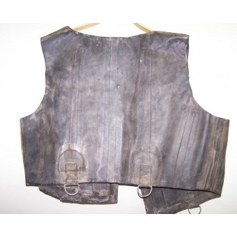 Rubber – salvage vest for Naval flyers and U-boat. Espenlaub militaria