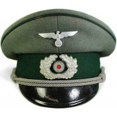 Early Sonderfuehrer visor hat