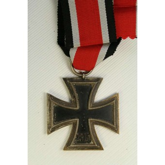 Unmarked Iron cross 2nd class. Espenlaub militaria