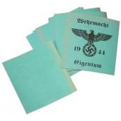 German WW2 issue sticker. Wehrmacht