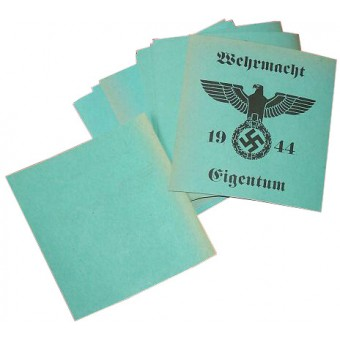 German WW2 issue sticker. Wehrmacht. Espenlaub militaria