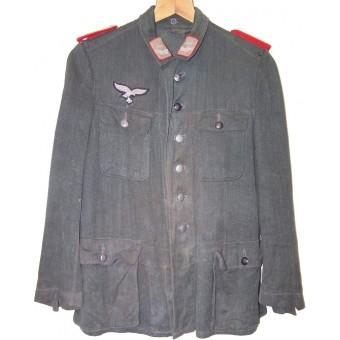 Luftwaffe feldivisionen drillich tunic.. Espenlaub militaria