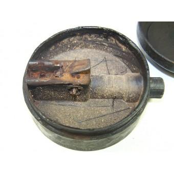 Extremely rare deactivated Russian PMK 40 anti personnel mine. Espenlaub militaria