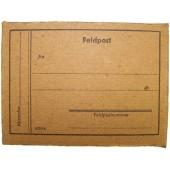 Feldpost small postage cardboard box