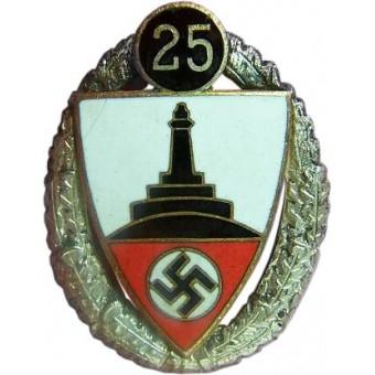 Kueffhauserbund, veteransd organisation badge. Ges Gesch. Espenlaub militaria