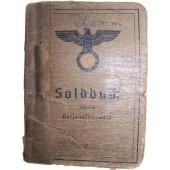 3rd Reich Wehrmacht Heer Soldbuch-Sanitater in STUG brig 301
