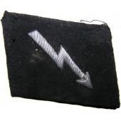 Allgemeine-SS Signal unit (SS-Nachrichteneinheiten) collar tab