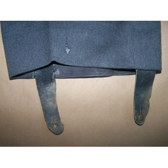 Early walkout/dress white piped infantry trousers. Espenlaub militaria