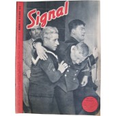 Signal magazine in French language