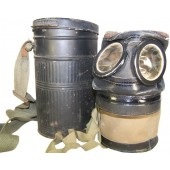 Estonia Gasmask ARS-34 marked.