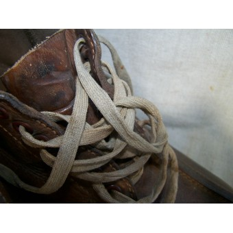 SS Skijager boots, SS marked