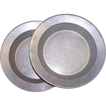 Aluminum plates used by RKKA. Espenlaub militaria