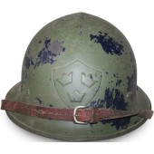 M 21/16 first type of Swedish steel helmet