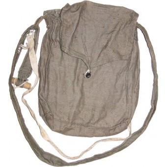BS Gasmask bag, war time issue. Espenlaub militaria