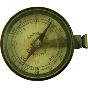 Soviet pre ww2 made compass. Espenlaub militaria