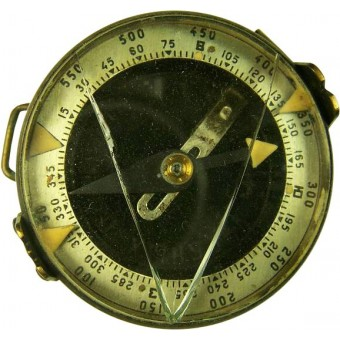 Soviet WW2 made compass dated 1940 year. Espenlaub militaria