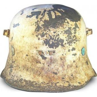 Irish Army 1927 pattern German style Vickers Helmet. Espenlaub militaria