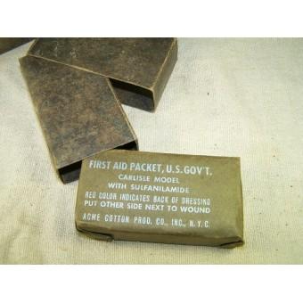 Medical first aid kit US made, Lend lease. Espenlaub militaria