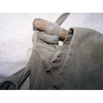 WW2 period made Gasmask bag for SchM type gasmasks and similar. Espenlaub militaria