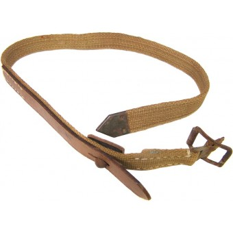 DAK canvas kit strap, dated!. Espenlaub militaria