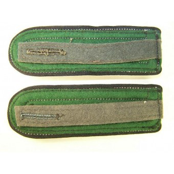 Medical Oberfeldwebel /Unterarzt shoulder straps pair. Espenlaub militaria