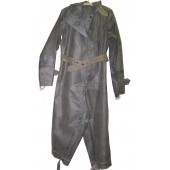 Red Army WW2 era chemical defense rubberized overall-OZK, 1942.