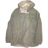 Gebirgsjager reversible green/white anorak, dated 1943