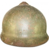 Helmet/Kaska M 17, Sohlberg type, Imperial Russian issue