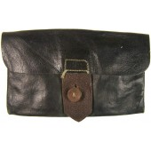 Soviet M 40 simplified ammo pouch, leather