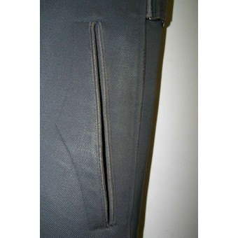 Wehrmacht Steingrau/stone gray officers  excellent quality breeches. Espenlaub militaria