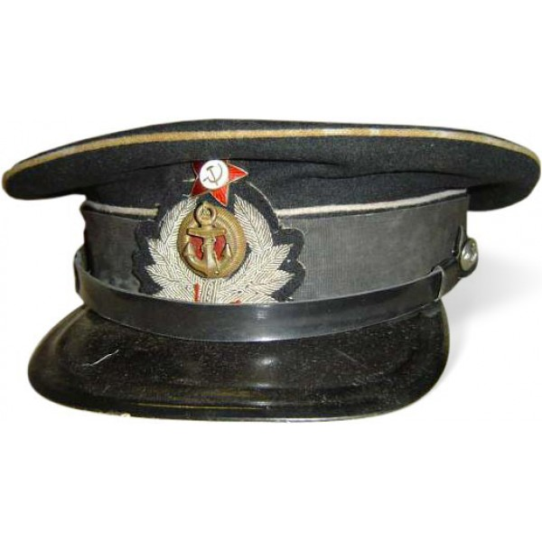 innovative design bbcda aa32d Pre WW2 Soviet naval engineer or medical visor hat. Espenlaub militaria