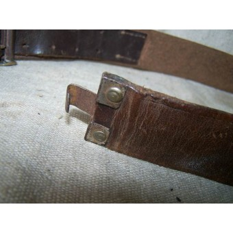 Early Hitler Jugend belt and buckle. Espenlaub militaria