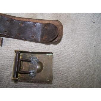 Early Hitler Jugend belt and buckle. Espenlaub militaria