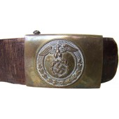 Early Hitler Jugend belt and buckle