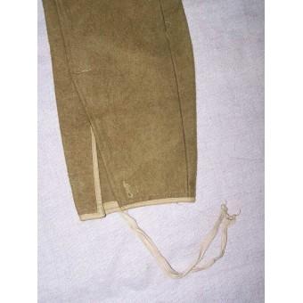 3 Reich. SA- Wehrmannschaft trousers. Espenlaub militaria