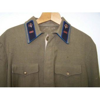 M 35 Soviet wool VOSO, the Service of a Military connections. Espenlaub militaria