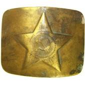 Brass M 36 Soviet buckle