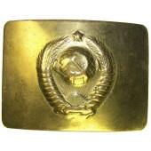 Brass M 47 Militia buckle