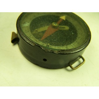 WW2 made Red Army hand wrist compass. Espenlaub militaria