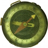 WW2 made Red Army hand wrist compass