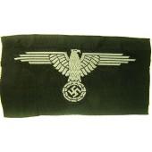BeVo white sleeve Waffen SS eagle