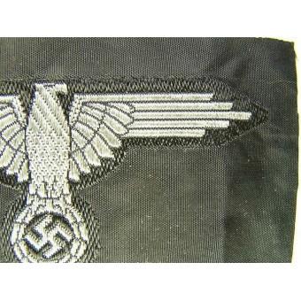 Grey BeVo SS sleeve eagle