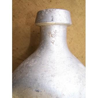 Imperial Russian water bottle.. Espenlaub militaria