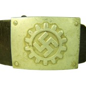 DAF aluminum belt and buckle, M 4/27