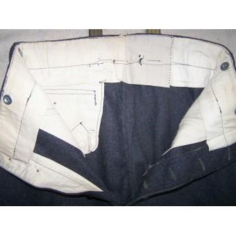 Luftwaffe officers or high NCOs breeches. Espenlaub militaria