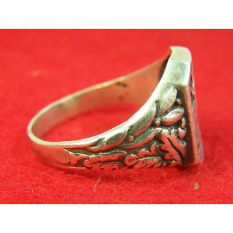 WW2 German original ring. Espenlaub militaria