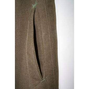 RKKA, US lend-lease wool made trousers. Espenlaub militaria