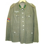 Armenian volunteer M 43 tunic.