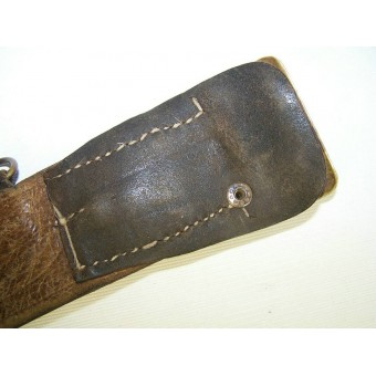 M 35 belt with star buckle for commanding crew/ officers of RKKA. Espenlaub militaria